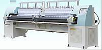 Стегально-вышивальная машина на два рулона