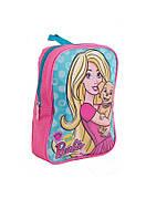 Ранец детский K-18 Barbie mint, 25.5*19.5*6.5см 553445