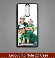 Печать фото на чехле для смартфона Lenovo K5 Note