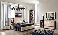 Модульная спальня Сага