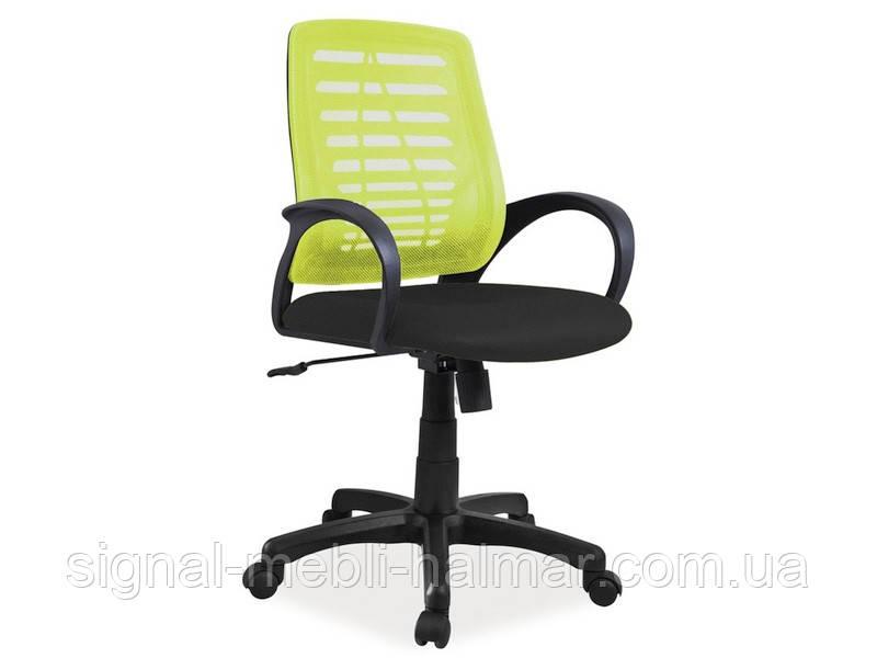 Компьютерное кресло Q-073 signal (зеленый)