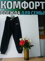 Детские спортивные штанишки из хлопка, Турция,размеры 110, 116, 122, 128.