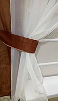 """Кухонный набор штор """"Николь""""№3, фото 3"""