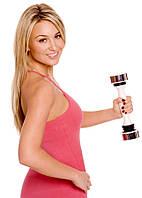 Женская виброгантеля Shake Weight, фото 1