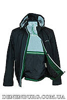 Куртка мужская демисезонная BLACK VINYL TC17-1111-1 темно-синяя