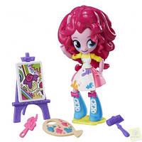 Май литл пони мини-кукла Девушки Эквестрии Пинки Пай с аксессуарами. Оригинал Hasbro