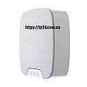 Ajax HomeSiren белая беспроводная сирена, фото 3