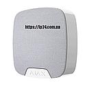 Ajax HomeSiren белая беспроводная сирена, фото 5