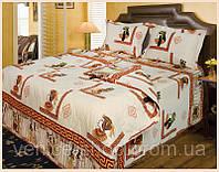 Комплект постельного белья в стиле египет