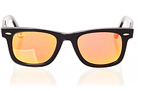 Очки Ray Ban Wayfarer Black/Orange 8480