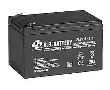 Аккумуляторная батарея B.B. Battery BP 12-12 (12V, 12 Ah)