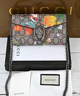 Женская сумка в стиле GUCCI DIONYSUS MINI TIAN CHAIN BAG (3448), фото 1