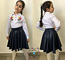 Детская модная юбка  МР614-0