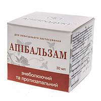 Апибальзам обезболивающий и противоспалительный, 30 мл