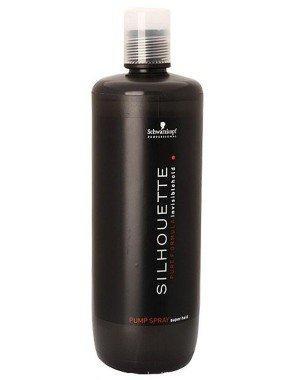 Schwarzkopf Silhouette Pumpspray super hold Спрей для волос сильной фиксации 1000 мл