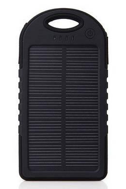 Солнечное зарядное устройство аккумулятор Power Bank 10000 mAh