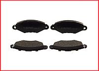Тормозные колодки передние ROADHOUSE Renault Kangoo, Symbol, Nissan Kubistar (X76/80), Citroen Xsara (N1/0)