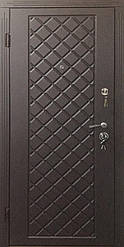 """Входная дверь для улицы """"Портала"""" (Элегант NEW RAL) ― модель Мадрид 2"""