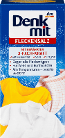 Пятновыводитель Denkmit mit 3-Fach-Kraft ― для белого и цветного белья.