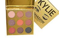Тени Kylie Cosmetics Kyshadow The Burgundy Palette (gold)