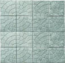 Пластиковые формы для тротуарной плитки 8 кирпичей