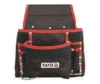 Сумка поясная для инструментов  8 карманов YATO