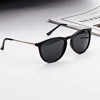 Солнцезащитные очки Erika Black