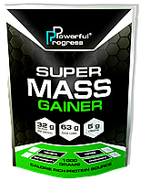 Гейнер Powerful Progress Super Mass Gainer 1 кг