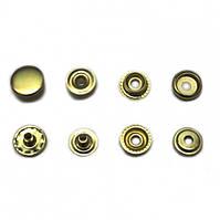 Кнопка средняя №61-D15 золото