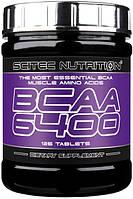 SCITEC NUTRITION BCAA 6400 (125caps)