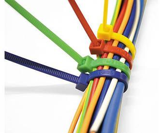 Стяжка кабельная, хомут универсальный