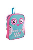 Ранец детский K-18 Owl, 25.5*19.5*6.5см 553891