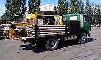 Аренда бетононасоса с производительностью до 70м3/час.