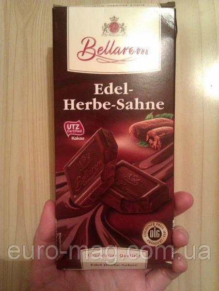 "Шоколад ""Bellarom"" черный, 200г (Германия)"