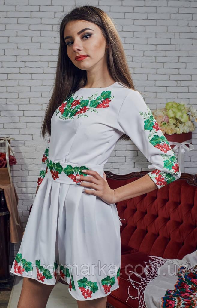 Вишиванка жіноче плаття