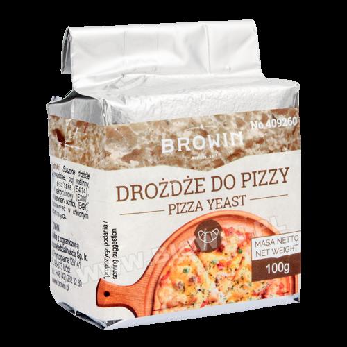 Дрожжи для пиццы - 100 г.