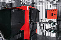 Блочно-модульные котельные установки на угле ENERGY200 (0.1-3.0МВт)