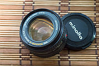 Minolta MD Rokkor -X 50mm 1.4 с грибком