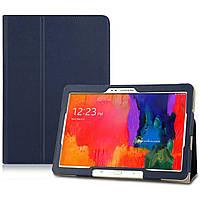Синий чехол для Samsung Galaxy Tab Pro 12.2 из синтетической кожи, фото 1