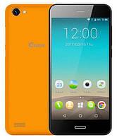 """Смартфон Gretel A7 orange оранжевый (2SIM) 4,7"""" 1/16 GB 2/8 Мп 3G оригинал Гарантия!"""