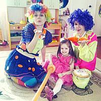 Клоуны Ронни и Бонни на детские праздники, Киев, фото 1