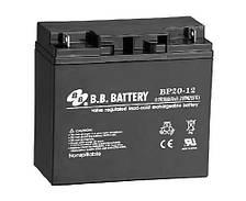Аккумуляторная батарея B.B. Battery BP 20-12 (12V, 20 Ah)
