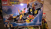 Конструктор Legendary pirates Сын океана, пирати 345 деталей