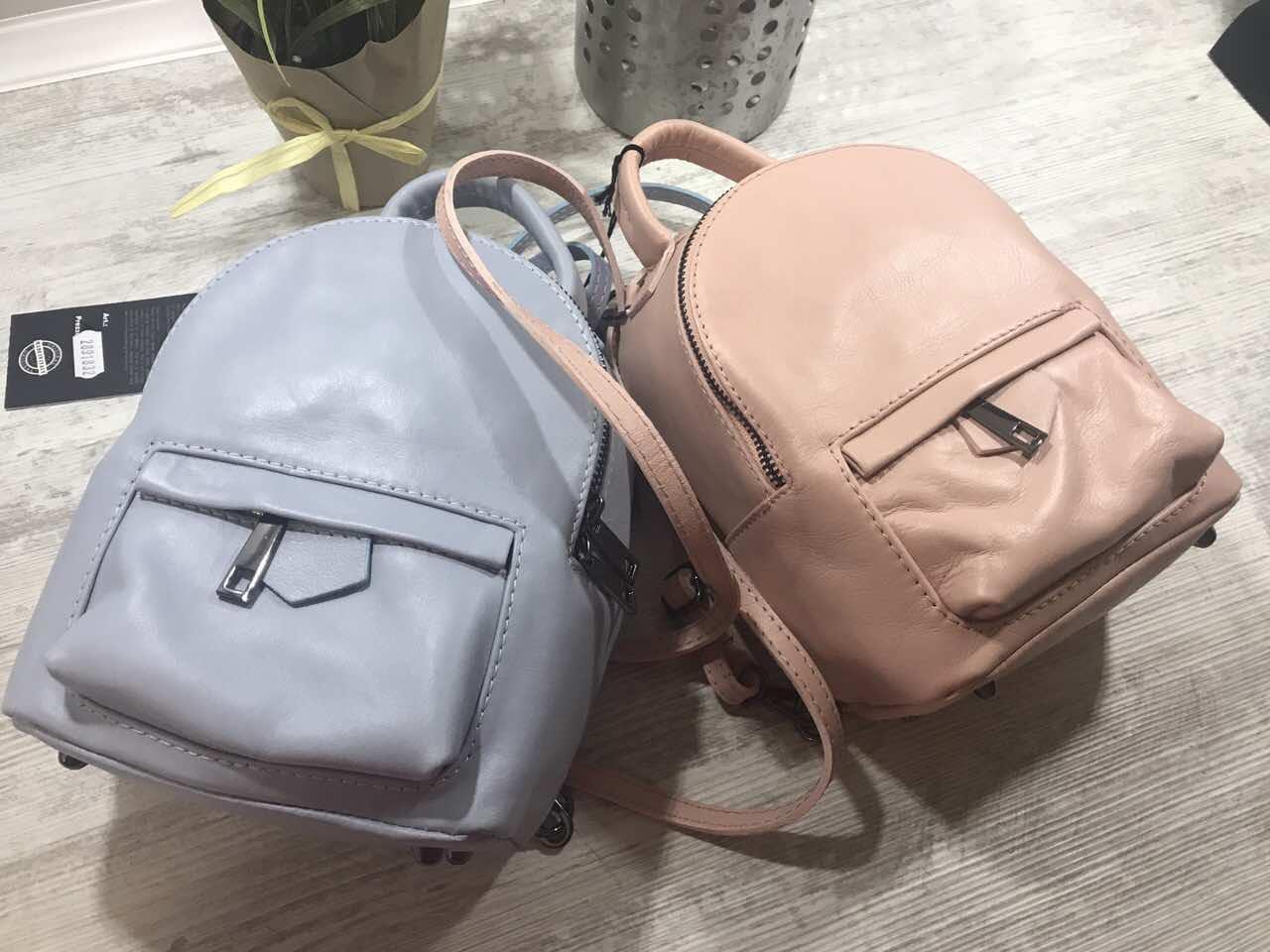 Женский кожаный мини рюкзак Leather Country, Италия!  продажа, цена ... 89e016d48e2