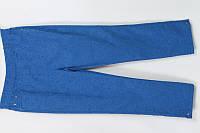 Женские летние брюки синего цвета Турция