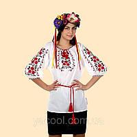 Вишитые блузы в Украине. Сравнить цены d2ba3132089ab