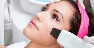 Ультразвуковая чистка кожи