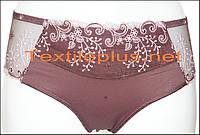 Женские трусики Lanny mode коричневый розовый 51957