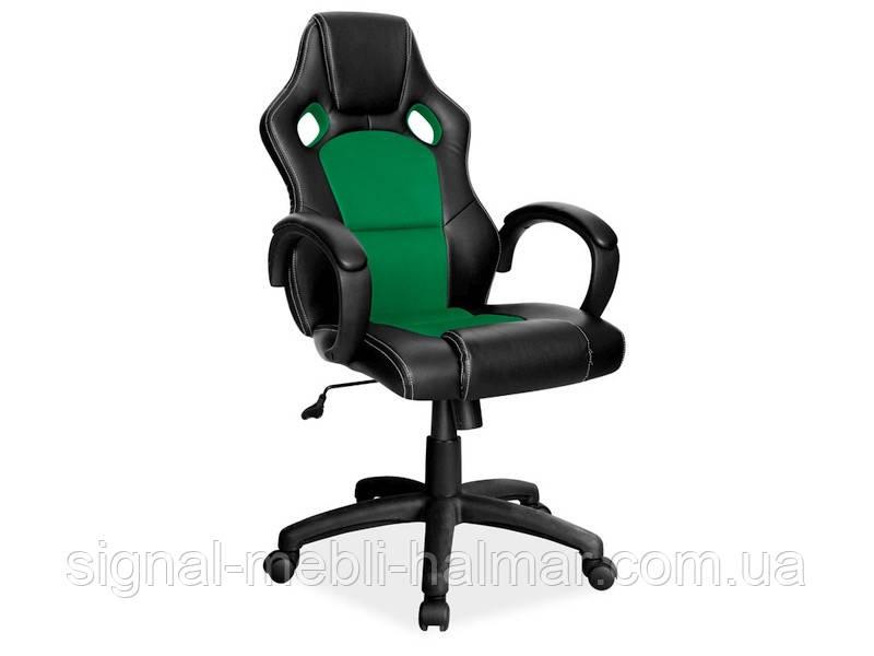 Компьютерное кресло Q-103 signal (зеленый)