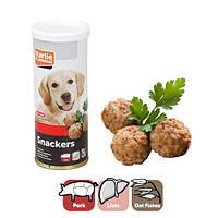 Лакомство Karlie-Flamingo Bones Meatballs для собак, фрикадельки, 120 г